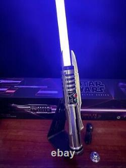 Star Wars Black Series DARTH REVAN FORCE FX ELITE LIGHTSABER MINT IN STOCK