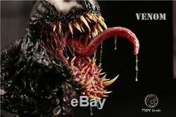 TXPY Studio Monkey GK Venom 1/2 Bust Figure Toy Hot In Stock Limited Black-Red