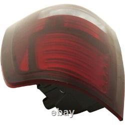Tail Light For 13-16 Ram 1500 Passenger Side