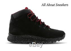 Timberland x Champion World Black-White-Red Men's Boot Limited Stock All Sizes