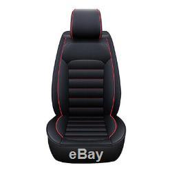 Universal 5-Seats Car Seat Cover For Honda Accord Civic Standard Type All Season
