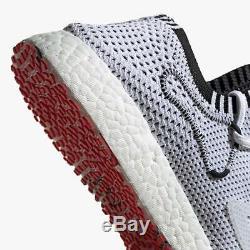 Y3 adidas Yohji Yamamoto Raito Racer Trainers Shoes White Black Red UK 8 EU 42