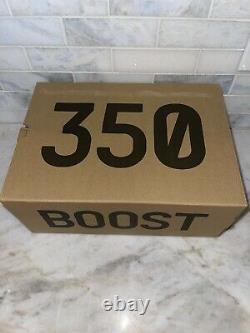 Yeezy Boost 350 V2 Bred CP9652 Adidas Black Red Shoes Men Size 9 Excellent