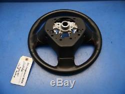 08-10 Volant Oem Avec Interrupteurs Subaru Impreza Wrx Surpiqûre Noire / Rouge