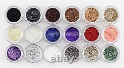 1 La Splash Crystallised Glitter Coffret Cadeau Ls-16500b Cosmétiques Joy
