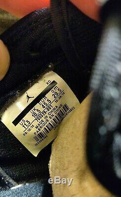2015 Nike Air Jordan 1 Retro Low Og 705329-001 Bred Noir Rouge Chicago Sz 11.5