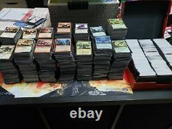 4000 + Mtg Magic The Gathering Cards Bulk Collection Lot Avec Plus De 400 + Rares