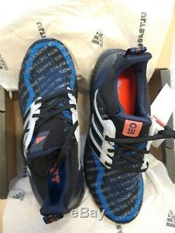 Adidas £ 170 Ultra Boost 4.0 Seoul City Pack 19 Formateurs Uk10 Eu45 10,5 Eh1711