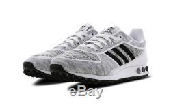 Adidas Baskets Hommes Trainer Noir-blanc-rouge Toutes Les Tailles Stock Limité