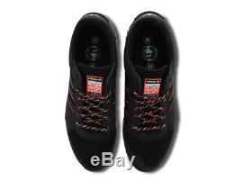 Adidas La Trainer II Noir-rouge-blanc Baskets Homme Toutes Les Tailles Stock Limite