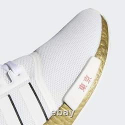 Adidas Originals Nmd R1 Tokyo Or Blanc Noir Rouge Fy1159 Chaussures De Course Aux Jeux Olympiques