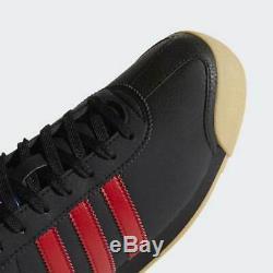 Adidas Originals Samoa Noir / Rouge Formateurs Vintage 80 De Les Chaussures De Formation __gvirt_np_nns_nnps<__ Toutes Les Tailles