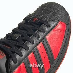 Adidas Superstar Spider-man Miles Morales Gv7128 Hommes / Chaussures De Jeunesse 100%legit