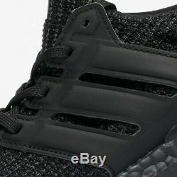 Adidas Ultraboost Hommes Courir Noir Rouge Boost Chaussures Entraîneur Sneaker Toutes Les Tailles