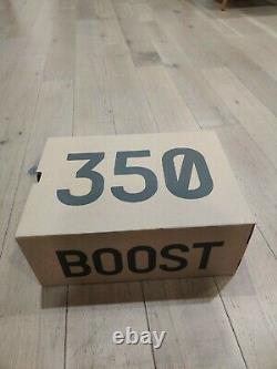 Adidas Yeezy Boost 350 V2 Noir Rouge Bred Taille 9.5 (en Main)