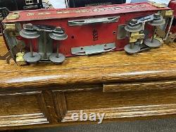 American Flyer Standard Gauge Steam Passager Set Eng 17 Cars 14