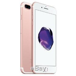 Au Stock Apple Iphone 7 Plus Noir De Jet / Noir / Argent / Or / Or Rose / Rouge