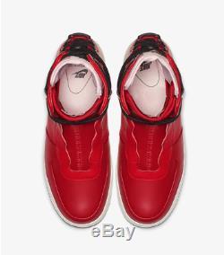 Baskets Femmes Nike Af-1 Rebel XX Rouge / Summit Blanc / Noir / Arcti Limitées