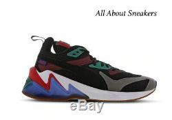 Baskets Hommes Puma Liquid Cell Origin Noir-rouge-bleu Toutes Les Tailles Stock Limité