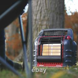 Big Buddy Intérieur / Extérieur Portatif De Chauffage Au Gaz De Propane Camping Patio Deck Accueil