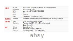 Blackberry Key2 Bbf100-2 64 Go Rouge 6 Go 12mp Qwerty Unlocked Au Stock