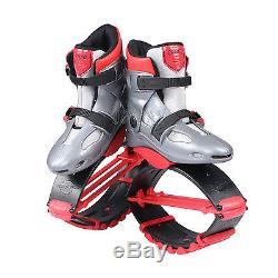 Chaussures De Saut Rouges Chaussures Bounce Chaussures De Fitness Unisexes Us Stock