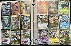 Collection Pokemon Binder Vintage. Wotc Premier Holofoil. Charizard Mew Et Plus