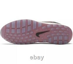 Ds Nike Air Max 1 Chaussures De Golf Safari Taille 11 Bq4804-002 Jordan Tigre Bethpage Ds