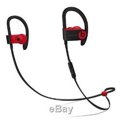 Écouteurs Sans Fil Beats Powerbeats3 (defiant Black-red) Australien Stock