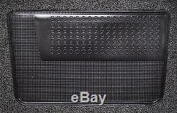 Ensemble De Tapis Dodge Coronet 1959 Moulé 80/20 Loops Tapis De Sol Heal Pad Black Red 59