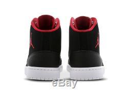 Entraîneurs Jordan Executive Noir-rouge-blanc Pour Homme Toutes Les Tailles Stock Limité