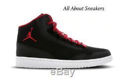Entraîneurs Jordan Executive Noir-rouge-blanc Pour Hommes Toutes Les Tailles Stock Limité