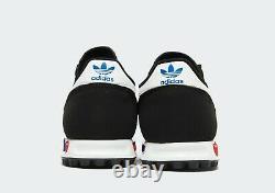Exclusif Adidas Originals La Trainer Og (hommes Tailles Uk 7 12) Noir Rouge