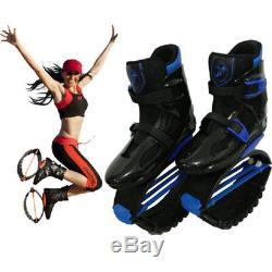 Femmes Hommes Enfants Fitness Bounce Sports Sauter Chaussures Bottes Rouge Bleu Noir Us Stock
