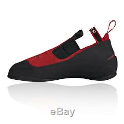 Five Ten Chaussures Hommes Moccasym Escalade Sports Noir Rouge Respirant Léger