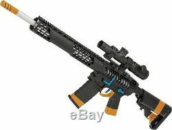 Fusil Full Airsoft Aeg En Métal Arg F1 Firmes Bdr-15 3g Ar15