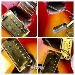 Greco Eg900 Lp Standard Type'77 Guitare Électrique Vintage Fabriqué Au Japon Dimarzio