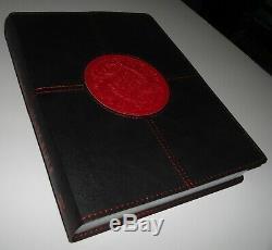 Hcsb Apologétique Bible Study Étudiants Noir / Rouge (nouveau) Holman Christian Standard