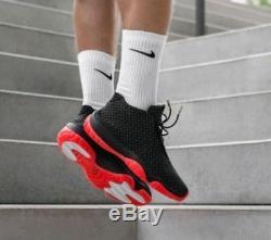 Hommes Nike Air Jordan Future Premium, Taille ' 3m 10 Eur 45 (652141 023) Noir / Rouge