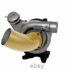 Hsp Stock Turbo Inlet Horn Pour 2001-2004 Gmc Chevy 6.6l Lb7 Duramax Diesel