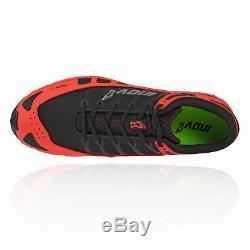 Inov8 Hommes X-talon 230 Trail Chaussures De Course Baskets Baskets Noir Rouge Sports