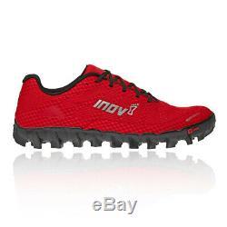 Inov8 Mens Mudclaw 275 Trail Running Chaussures Baskets Chaussures Noir Rouge Sport
