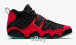 Jordan Black Cat Black / University Red / Emerald Rise / Stock Limité D'hommes Black
