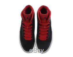 Jordan Executive Baskets Homme Noir-rouge-blanc Stock Limité Toutes Les Tailles
