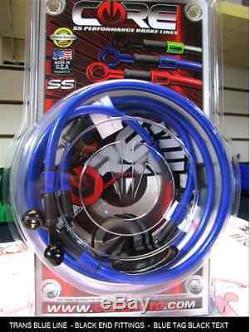 Kit De Conduite De Frein Personnalisé Coreusa Honda Rc51 Rvt1000r 2000-2001 2000-2001