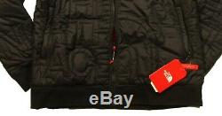 Le Tnf Black / Alphabet Red North Face Hommes Ville Plein Zip Hoodie 180 $