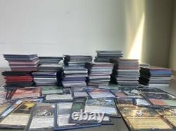 Lot De Collection Mtg Plus De 1000 Rares Avec Des Copies De Plusieurs Ensembles Tous Les Rares
