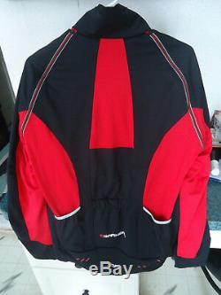 Louis Garneau Spire Jacket Convertible Large (l) Noir / Rouge 179,99 $ Men