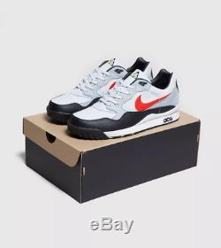 Nike Acg Wildwood Gris Rouge Blanc Noir Baskets Hommes Toutes Les Tailles Stock Limité
