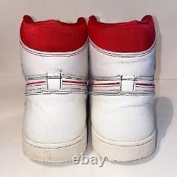 Nike Air Jordan 1 High Og Phantom Sail White Red Black 2019 555088-160 Taille 14